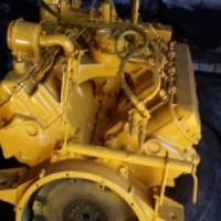 Cat 3208 V8