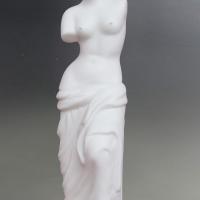 Porcelain Standing Venus