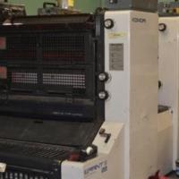 Buy Used 1996 Komori SPRINT SII 228 Machine