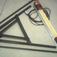 Adjustable a-frames