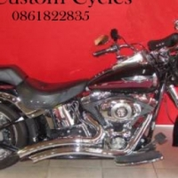 Extremely Well Looked After Softail Fatboy 2007 Model!