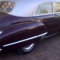 1947 Cadillac 4 door