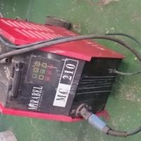 210A CO2 welder