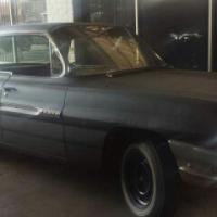 Pontiac Pillarless V8