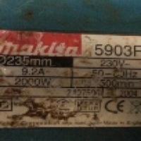 Makita Circular Saw 5903R for sale