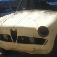 Alfa Romeo guilietta project