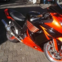 Motorcycle Resprays and Custom Respray