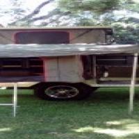 Afrispoor Buffel Off-road caravan for sale