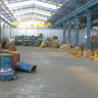 2400m2 warehouse/factory to let in Driehoek, Germiston