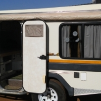 2003 Jurgens Explorer 4X4 Caravan