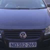 VW Polo Hatch C/L with Sunroof, 1.6 Engine Capacity, 5Doors, 2008 Model, Factory A/C, C/D Player, Ce