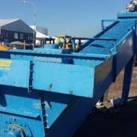 Others Other Pilot Modular Fine Material Washer&De Watering Scr