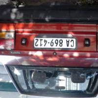 1300 Toyota corolla