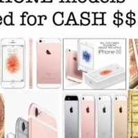 Iphone wanted for cash urgently