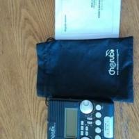 Cherub metronome and rhythm machine model WRW-106