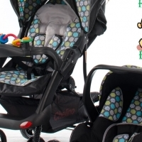 Tech Rider travel system for sale