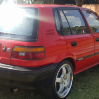 1992 Toyota Conquest 16V 4AGZE Turbo