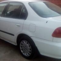 Honda Ballade Luxline,2000 auto to swop