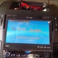 XTC dvd kar radio werk 100%