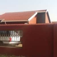 House to rent ext 2 protea glen soweto very neat and wall secured