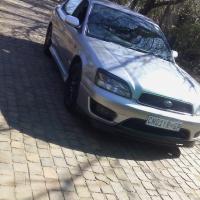 Subaru Legacy B4 to swop