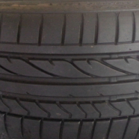SPECIAL ON SECOND HAND Tyres 255 50 19 Bridgestone runflats AT MNT