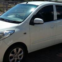 2012 Hyundai i10 1.1 GLS Motion