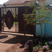 a very specious and stunning 2 bedroom house on sale at Soshanguve v v