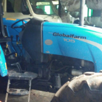2012 Landini Global farm 105