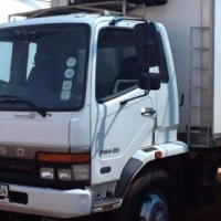 Fuso FM 14-213 Fitted with fridge body