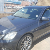 MERCEDES BENZ E350 CDI DIESEL 2011 172 KILOMETERES FULL HOUSE GOOD CLEAN CAR FOR SALE COME SEE FOR Y