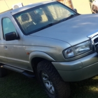 2001 Ford Ranger 2.5TD Double Cab