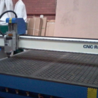 ps 2mx3mx6kw aircooled cnc routers with ac servo motors
