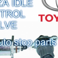 Toyota Avanza 1.3 / 1.5 idle air control valve new 4pins call us today