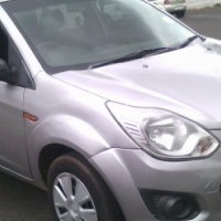 2013 For Figo Trend 1.4 Engine Capacity, 5Doors, Factory A/C, C/D Player, Central Locking, Color Sil