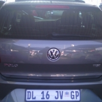 2016 Volkswagen TSI Turbo 5Doors, Factory A/C, C/D Player, Central Locking, Grey in Color, 26000Km,