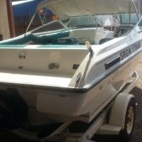 Legend Inboard Boat