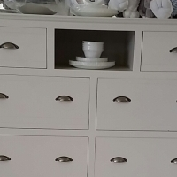 New large custom made dresser