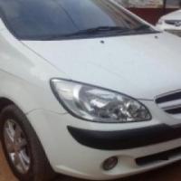 Hyundai Getz to Swop for a bigger car