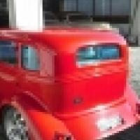 Streetrod 1933 Ford