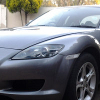 Mazda RX8, 1.3 2004 Grey