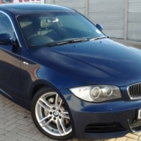 2010 BMW 135i Coupe 1 Series