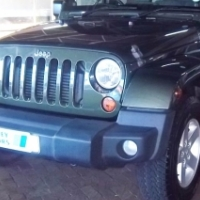 2008 Jeep Wrangler 2.8 CRD Sahara Auto