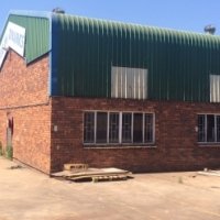 WAREHOUSE / FACTORY TO LET IN GATEWAY INDUSTRIAL PARK, CENTURION!