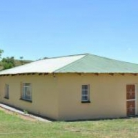 12.8 Ha Plot House in Koppies, Urgent Sale!!!