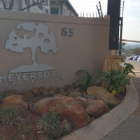 Meyersdal Office Park has commercial office space to let in Meyersdal