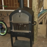 Roma Mobile Pizza / Roaster / Smoker Oven For Sale