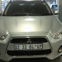 2013 Mitsubishi ASX GLX Sensor, Leather Interior with Full Service History, 2.0 Engine Capacity, 5Do