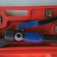 Hydraulic crimper HP-70