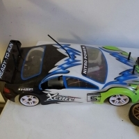 Hobby Electric Remote Racing car